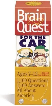Brain Quest For the Car