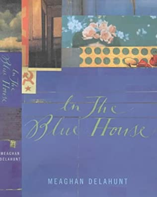 book cover of In the Blue House