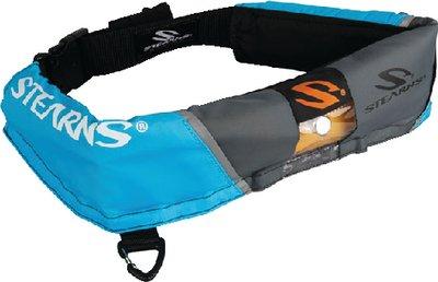 Stearns 16 Gram Manual Belt Pack (Belt Vest Life Inflatable)