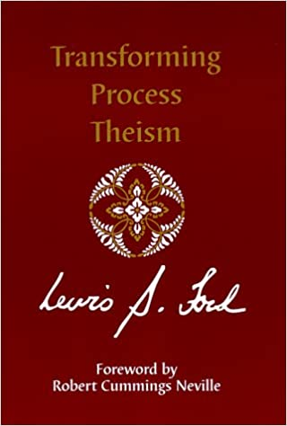 Book Transforming Process Theism (SUNY Series in Philosophy)