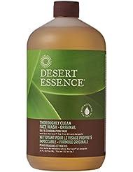 Desert Essence Thoroughly Clean Face Wash 32 fl oz