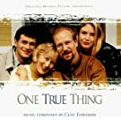One True Thing: Original Motion Picture Soundtrack