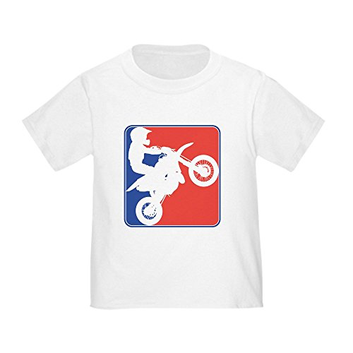 CafePress PeeWee Motocross Toddler T Shirt