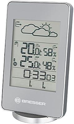 Bresser Bluetooth estación meteorológica térmica de/higrómetro con ...