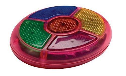 Big Game Toys~MAX Memory Game Simon Says Handheld Electronic Game Lights Sound Travel Portable