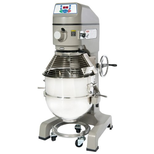 Planetary Floor Model Mixer (Globe Food Equipment SP60 Globe SP60 Planetary Mixer - Floor Unit, 60 Qt. Capacity, 3 HP, 208 Volt)