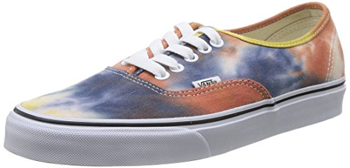 Tie Vans Die Burnt Navy Orange Authentic zF5PqxS