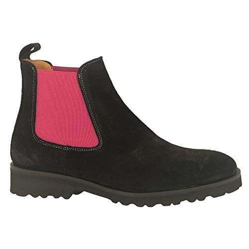 Boot Me Chelsea Blk For Chunky Something Suede 6290 wzO1ITq8q