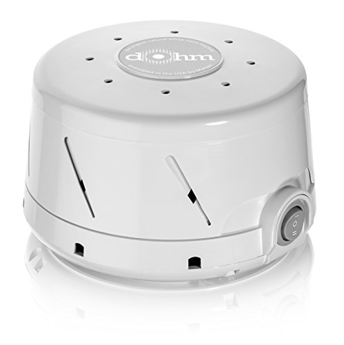 Dohm for Baby, White, 1 Piece (Marpac Dohm Ds Dual Speed Sound Conditioner)