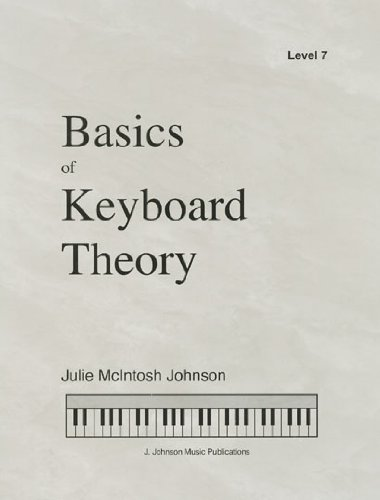 BKT7 - Basics of Keyboard Theory - Level 7 (Keyboard Basics Dvd)