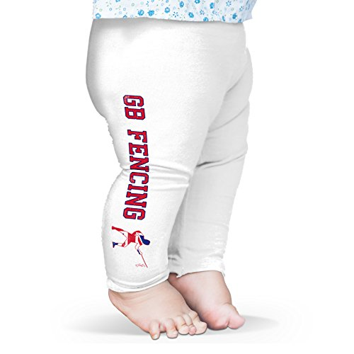 TWISTED ENVY Gb Fencing Womens Funny Leggings