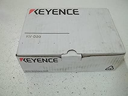 Keyence Corp KV-D20 Operator Panel: Amazon com: Industrial