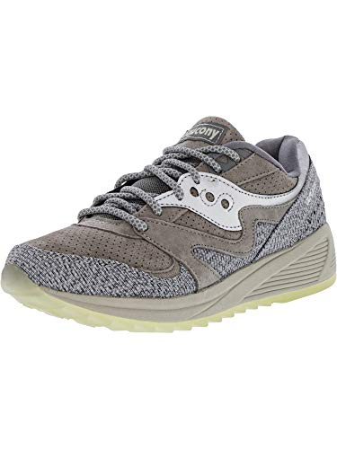 Pack' 38 8000 1 Size Sneaker Ii Saucony S70306 Grid Grigio 'dirty 5 Snow qw4SC