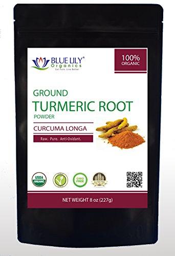 Blue Lily Organics Turmeric Powder product image