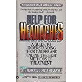 Help for Headaches, Joel R. Saper, 0446340839