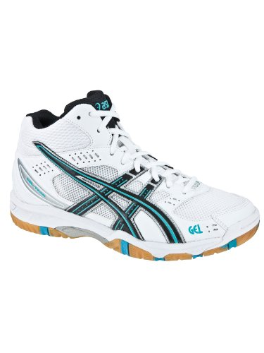 Asics Women's Gel-Task Mt Volleyball Shoes White