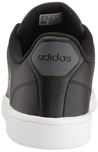 Cloudfoam Black Clean Sneakers Men's Advantage White Black adidas WnU5gxU