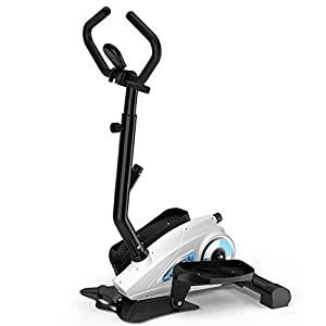 JNWEIYU Sunny Health Gym Steppers, Trainers for Squat Exercises and Waist and Leg Exercises, Stepless Adjustment with…