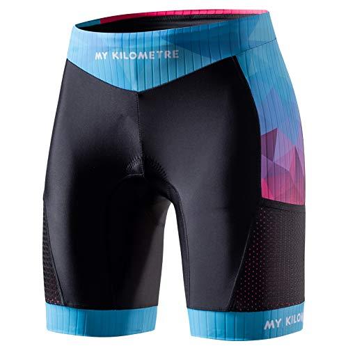 MY KILOMETRE Triathlon Shorts Womens 8