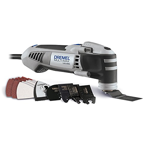 Why Should You Buy Dremel MM40-01 2.5 Amp High Performance Oscillating Tool Kit