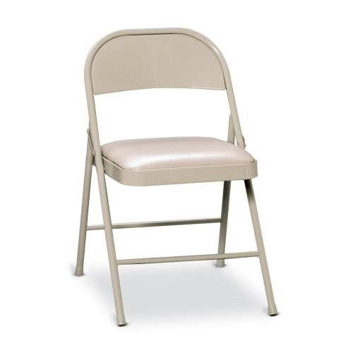 Wholesale CASE of 2 - HON Steel Folding Padded Chair-Folding