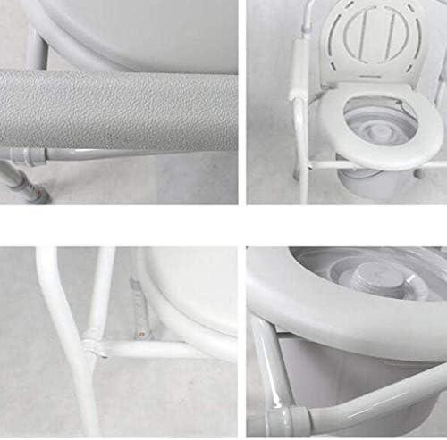 バスルームベッドサイド箪笥/ベッドサイドチェア、安全鉄骨ノンスリップアームレスト、身体の不自由なお客様のための適切な高さ調節、