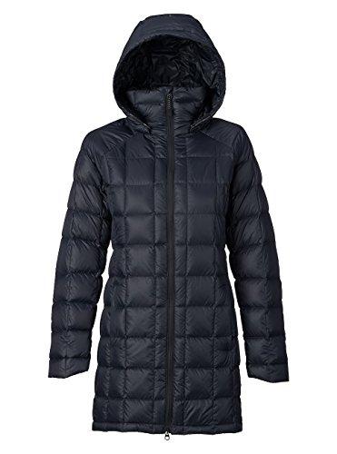 Burton Women's AK Long Baker Down Insulator Jacket, True Black, Large