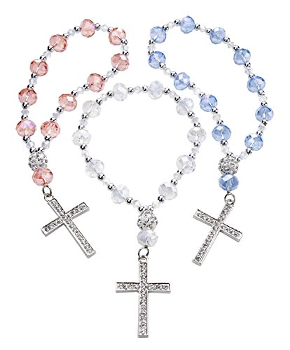 Rhinestone Crystal Womens Bracelet Stretch product image