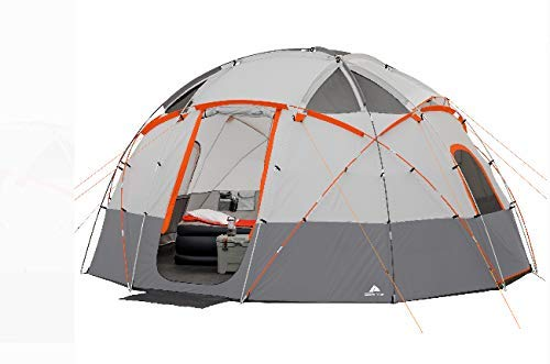 Ozark Trail 6 Person Outdoor Lightweight Weatherproof Dome Camping Tent