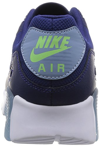 Nike Womens Air Max 90 Scarpa Da Corsa Ultra Essenziale Blu