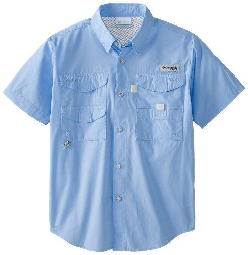 Columbia Sportswear Boy's Bonehead Short Sleeve Shirt (Youth) by Columbia