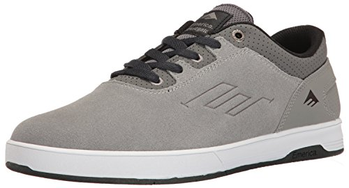 Emerica Westgate Cc, Color: Grey/Grey, Size: 42.5 Eu / 9.5 Us / 8.5 Uk