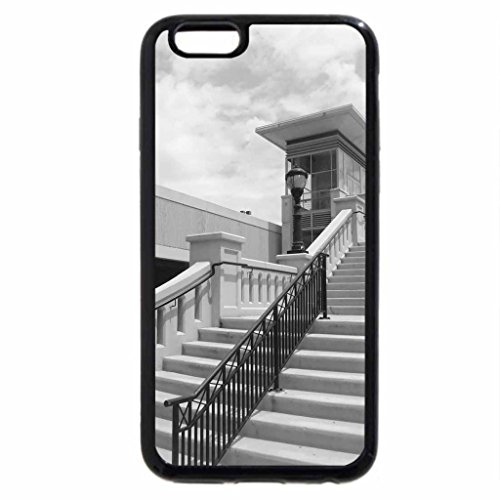 iPhone 6S / iPhone 6 Case (Black) Stairway to the Sky