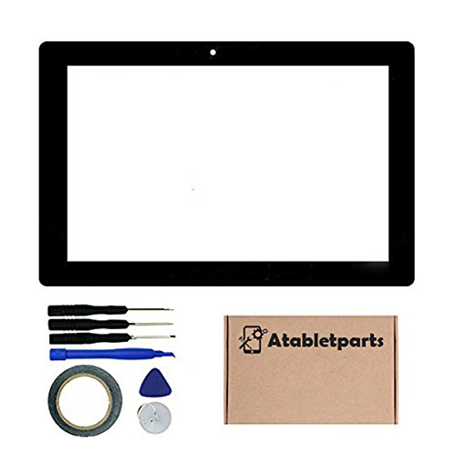 Atabletparts Touch Screen Digitizer Replacement for Smartab ST1009X 10.1 Inch Tablet
