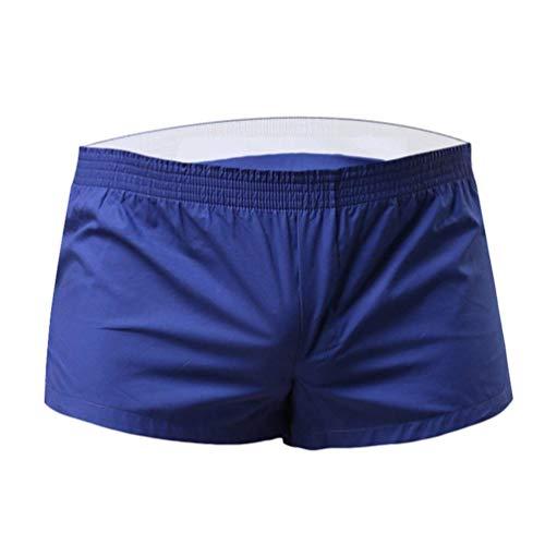 Bassa Originali Elasticizzati Pantaloncini Corti Per Sportslip Libero Blau Da Il Traspirante Uomo Casual Vita Moderna Haidean Tempo vZ6wqxCq