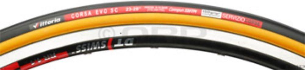 Vittoria boyau corsa evo sc 700 x 23 noir//beige