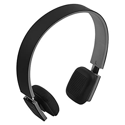 eDealMax Tablet PC ruido Bluetooth Wireless Stereo Headset auriculares de la reducción Negro w Cable USB