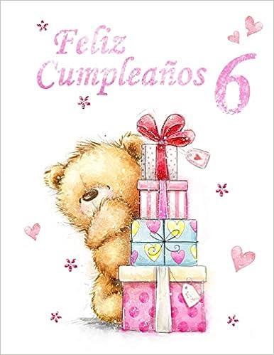 Feliz Cumpleaños 6: Mejor Que una Tarjeta de Cumpleaños! Oso ...