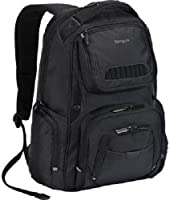 "Targus TSB705US Backpack Legend IQ for Laptops up to 15.6"" Black"
