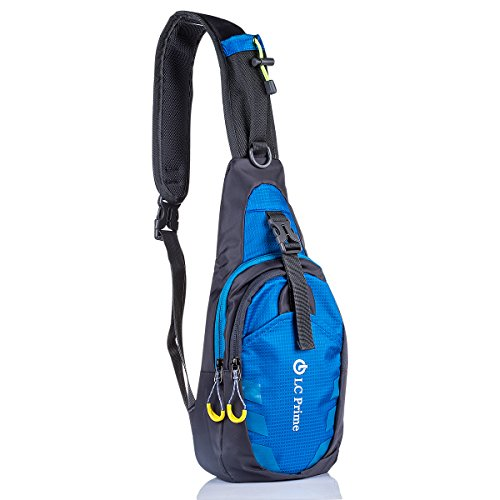 Sling-Bag-Chest-Shoulder-Unbalance-Gym-Fanny-Backpack-Sack-Satchel-Outdoor-Bike
