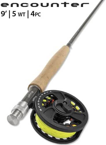 Orvis Encounter 5-weight 9' Fly Rod Outfit