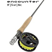 Orvis Fly Fishing Encounter Fly Rod & Reel Outfit