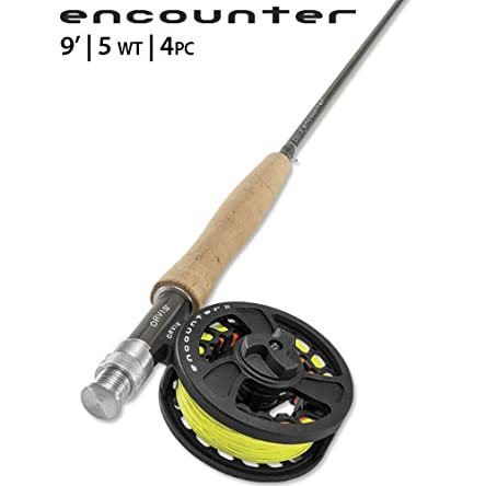 Orvis Encounter 5-Weight 9′ Fly Rod Outfit
