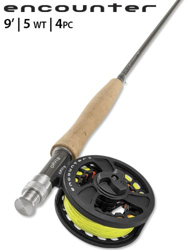 Orvis Encounter 5-weight 9' Fly Rod Outfit by Orvis
