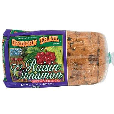 oregon raisin bread - 1