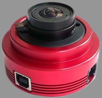 ZWO ASI120MC Color Astronomy Camera 1.2 Mega Pixel ASI120MC by ZWO Astronomy Cameras