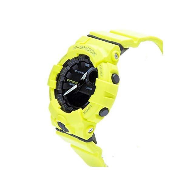 Casio G-SHOCK Reloj Digital, Contador de pasos, Sensor de movimiento, para Hombre 5