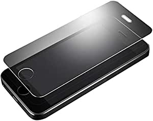 Glass Top Glass Screen Protector for Apple iPhone 5 - Transparent