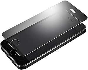 لاصقة حماية زجاج لهاتف ابل ايفون 5 من هوكو - شفاف