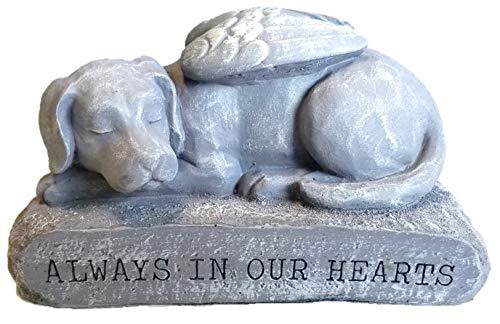 Dog Angel Memorial - 7